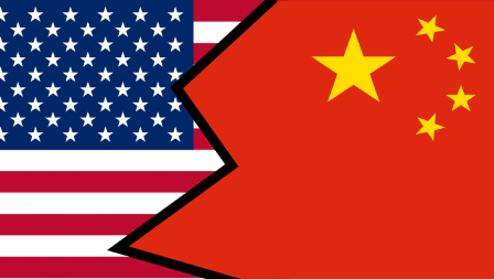 chine us cold war