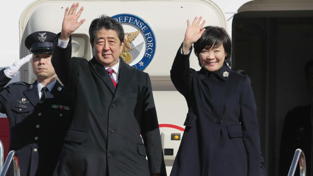 Shinzo Abe- wife